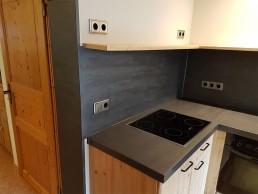 raum manufaktur Ackermann - Wandgestaltung Küche